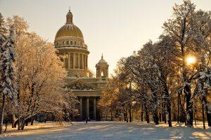 Я еду в Санкт-Петербург