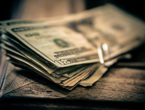 Про пожертвования и десятину