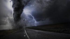 Бушуют энергетические ураганы...