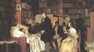 Почему А.С. Пушкин умер так рано?