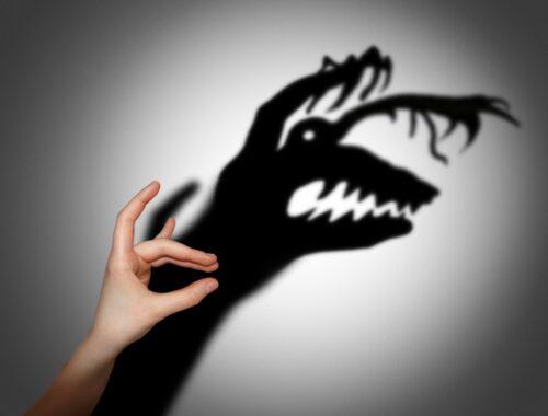 Страх начать, страх открыться этому миру